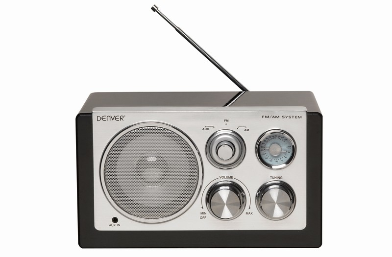Denver TR-61 Black MK2 5706751017278 radio, radiopulksteņi