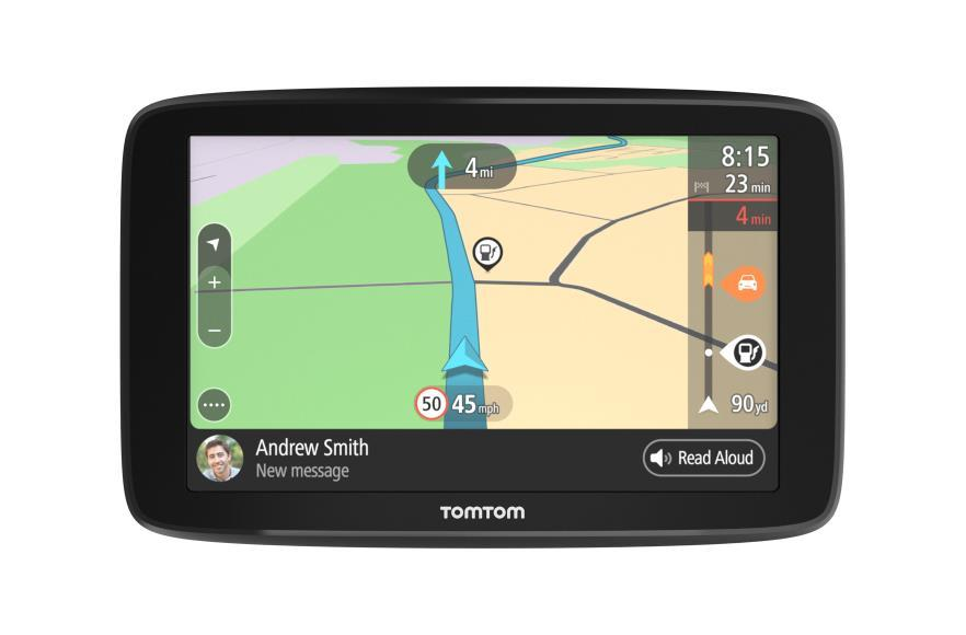 TomTom GO BASIC 6 EU45 Navigācijas iekārta