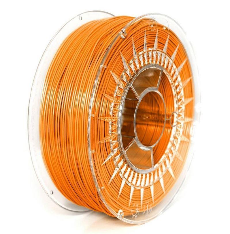 Filament DEVIL DESIGN / ASA / BRIGHT ORANGE / 1,75 mm / 1 kg. 3D printēšanas materiāls