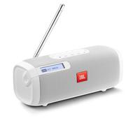 JBL Tuner white radio, radiopulksteņi