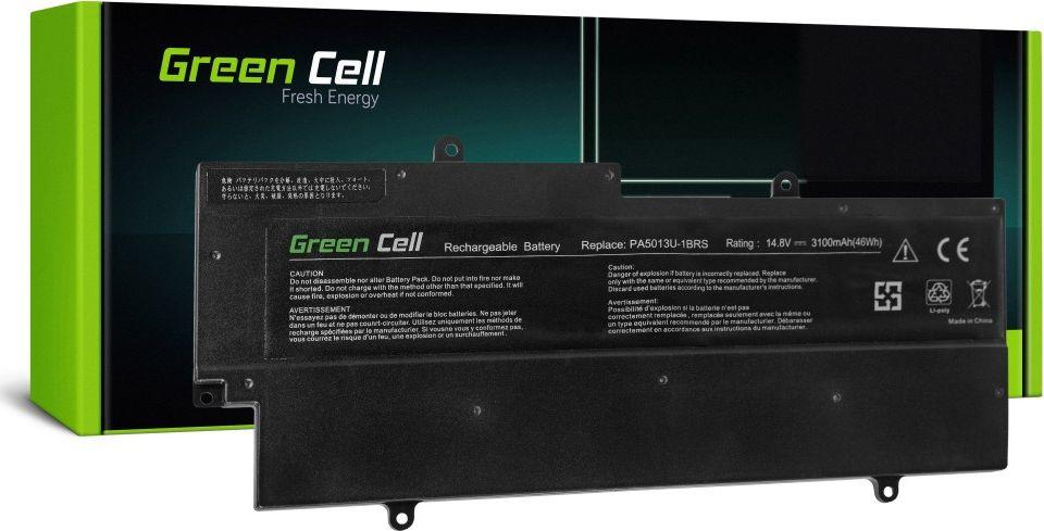Green Cell PA5013U-1BRS for Toshiba Portege Z830 Z835 Z930 Z935 (TS50) akumulators, baterija portatīvajiem datoriem