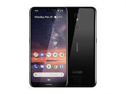 Nokia 3.2 Dual SIM 16GB TA-1156 Black Mobilais Telefons