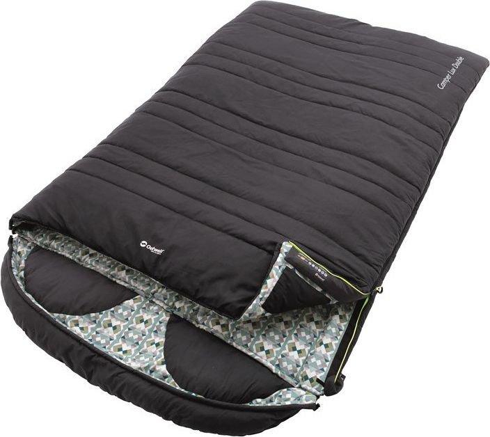 Outwell Double sleeping bag Outwell Camper Lux guļammaiss