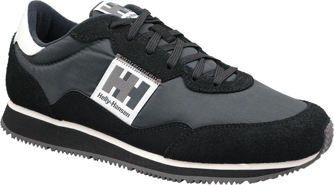 Helly Hansen RIPPLES LOW-CUT SNEAKER Black / Phantom / Off White s. 46 (11481-990)