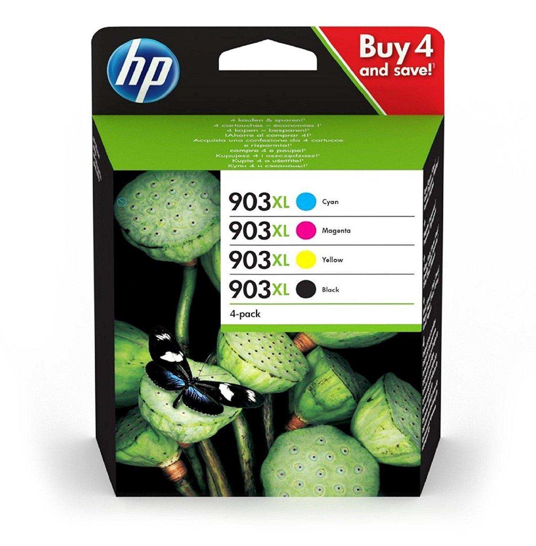 HP 3HZ51AE Multipack No. 903 XL BK/C/M/Y