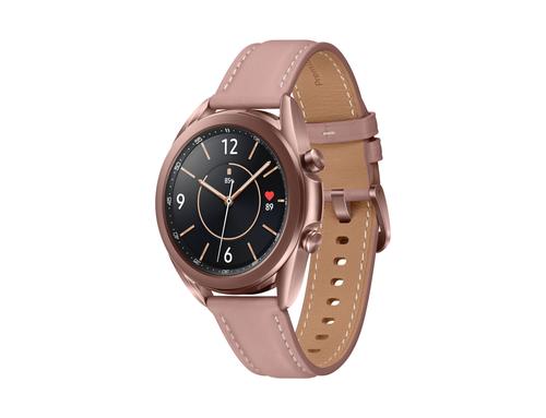Samsung Galaxy Watch3 Mystic Bronze SM-R850 Viedais pulkstenis, smartwatch