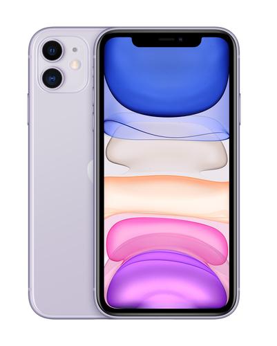 Apple iPhone 11 64GB Purple Mobilais Telefons