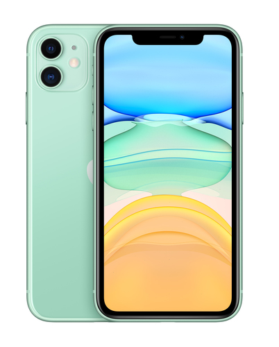 Apple iPhone 11 64GB Green Mobilais Telefons