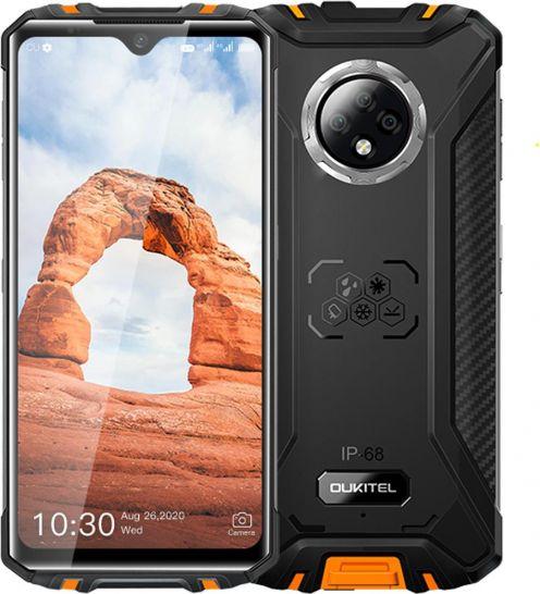 Smartfon Oukitel WP8 Pro 64 GB Dual SIM Pomaranczowy  (2_327535) 2_327535 Mobilais Telefons