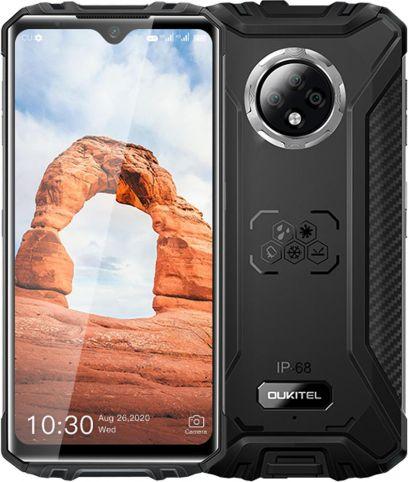 Smartfon Oukitel WP8 Pro 64 GB Dual SIM Czarny  (2_327534) 2_327534 Mobilais Telefons