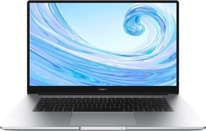 Huawei  MateBook D15 R5/8GB/256GB SSD/Win10 Mystic Silver Portatīvais dators