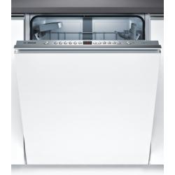 Bosch SMV46CX07E Built in, Width 60 cm, Number of place settings 13, Programs 6, A+++, Display, AquaStop Iebūvējamā Trauku mazgājamā mašīna
