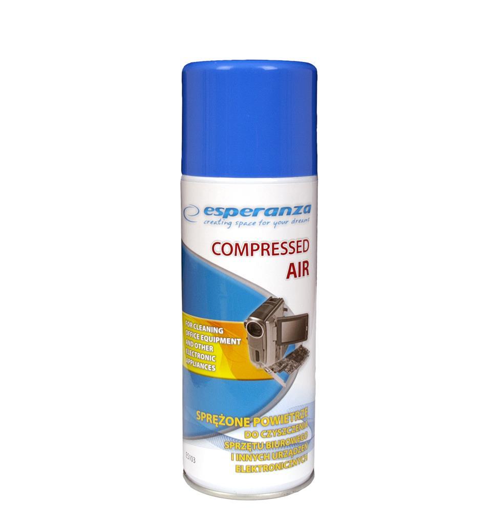ESPERANZA ES103 400ml Compressed Air tīrīšanas līdzeklis