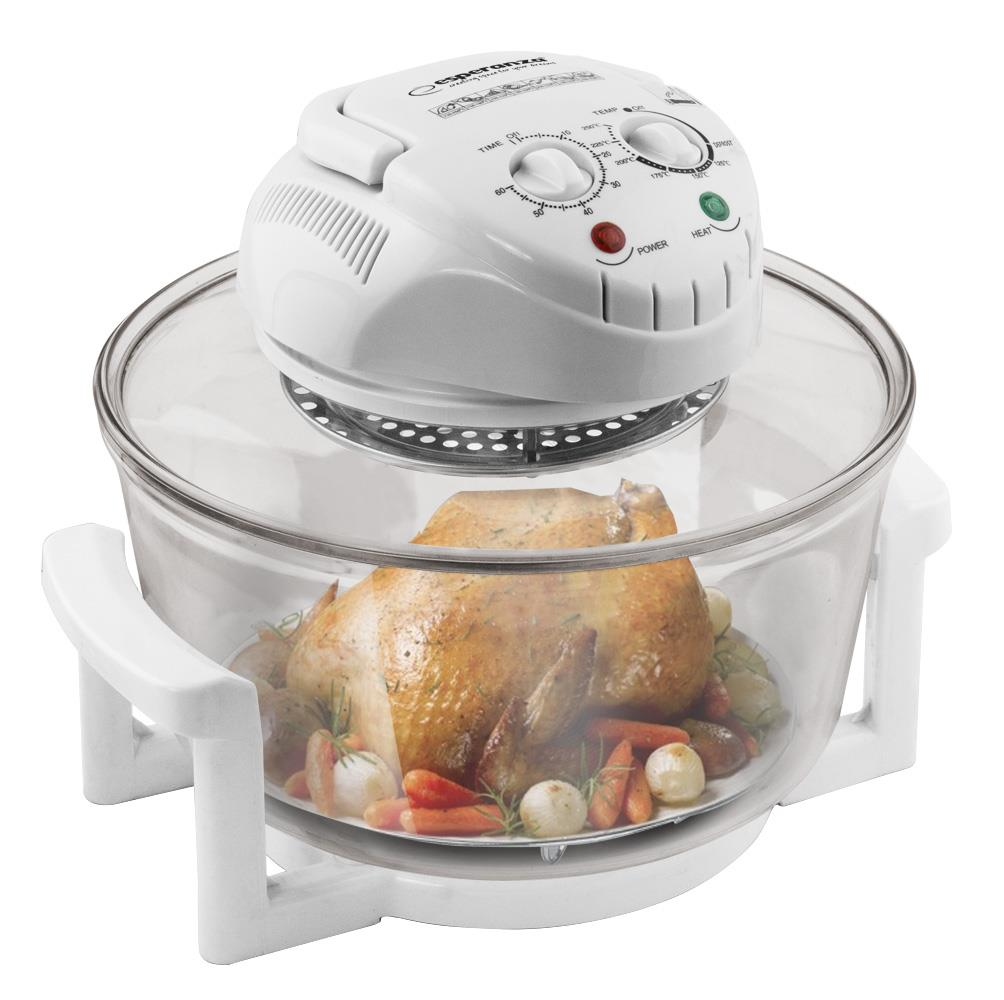 Esperanza EKO003 - MINI OVEN WITH CONVECTION-18l. 1200-1400W -QUASAR Cepeškrāsns