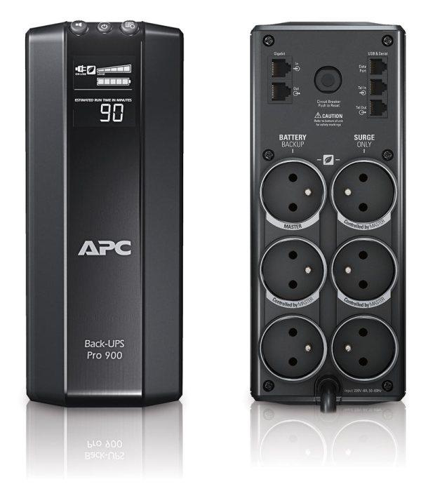 APC Power-Saving Back-UPS Pro 900VA (FR) nepārtrauktas barošanas avots UPS
