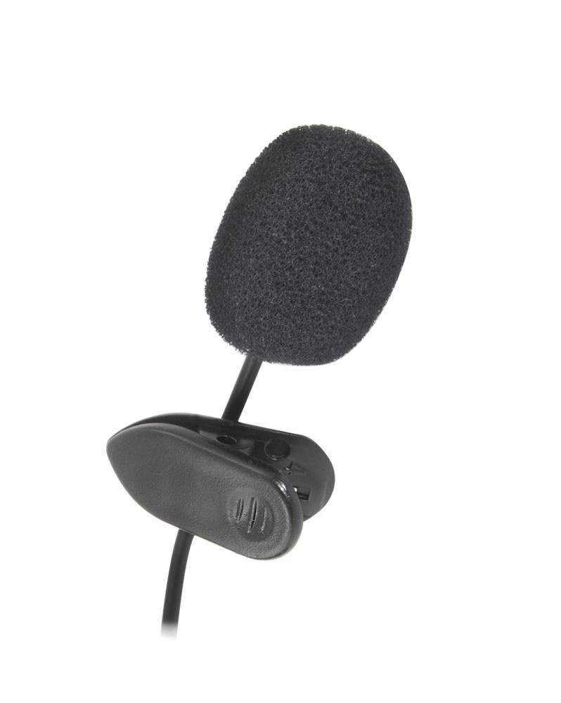 ESPERANZA EH178 VOICE - Mini microphone with clip Mikrofons