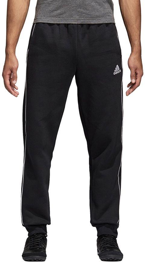 Adidas Spodnie meskie Core 18 Sw Pnt czarne r. S (CE9074) CE9074