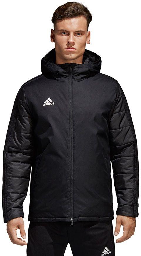 Adidas Kurtka pilkarska Winter 18 czarna r. XS (BQ6602) BQ6602