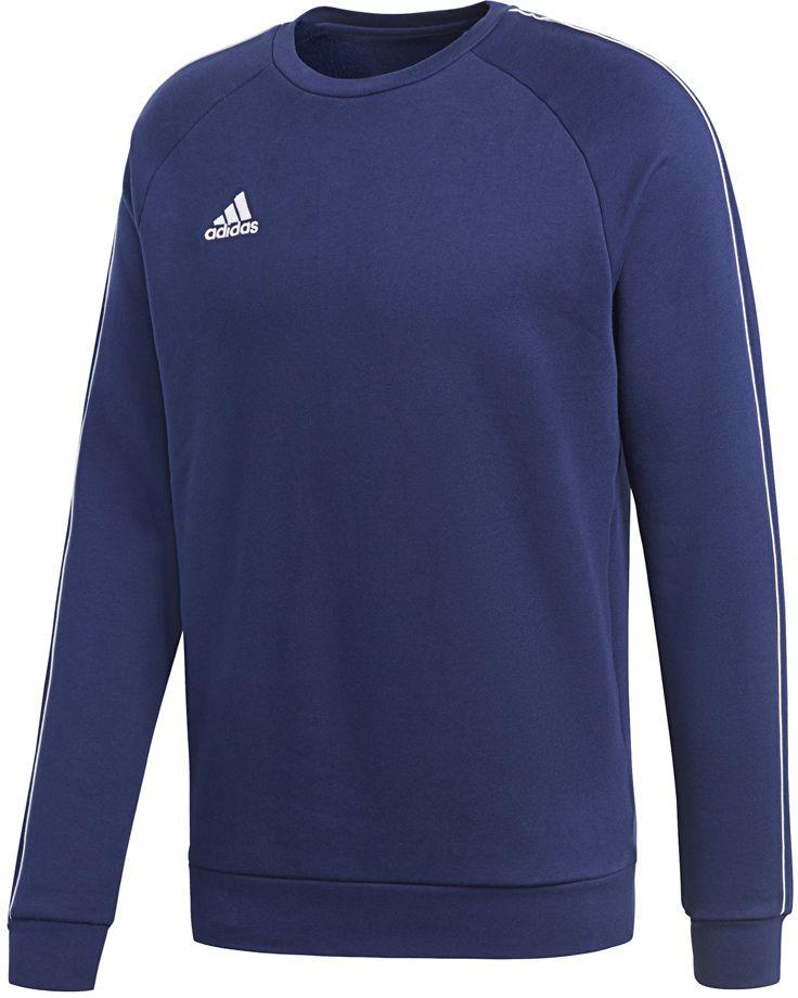 Adidas Bluza pilkarska CORE 18 SW Top granatowa r. M (CV3959) CV3959