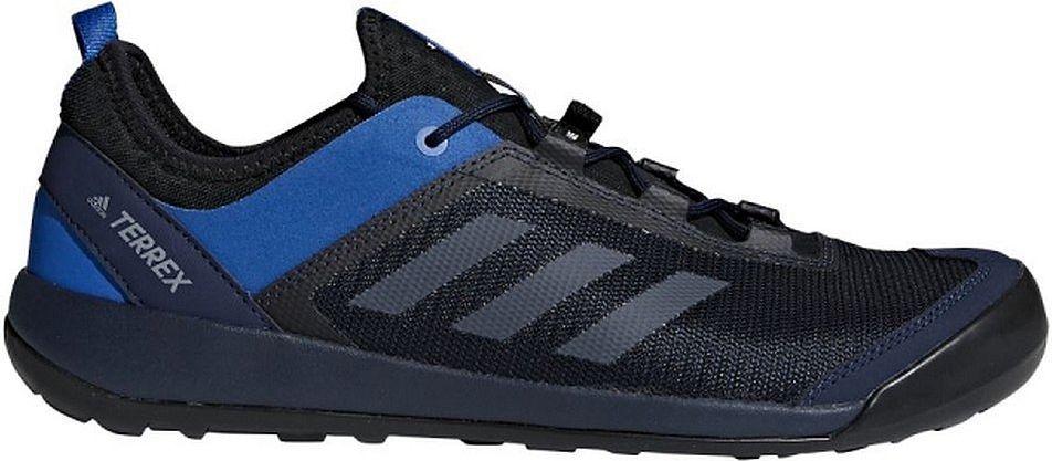 Adidas Buty meskie Terrex Swift Solo granatowe r. 44 (CM7633) CM7633 Tūrisma apavi
