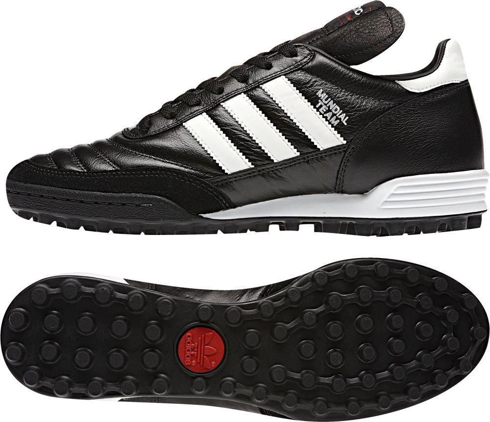Adidas Buty pilkarskie Mundial Team czarne r. 44 (019228) 019228