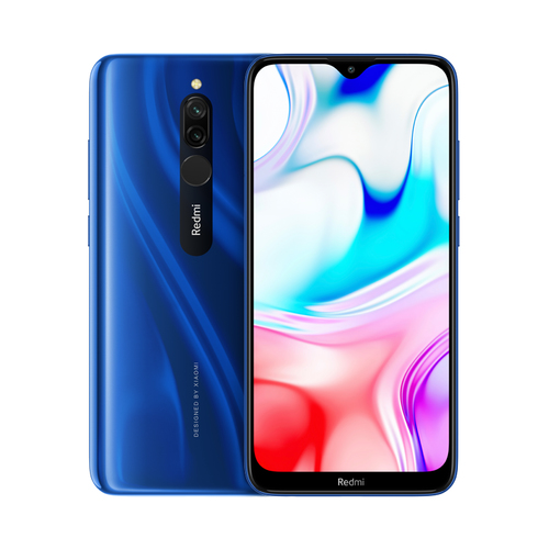 Xiaomi Redmi 8 4GB/64GB Sapphire Blue Mobilais Telefons