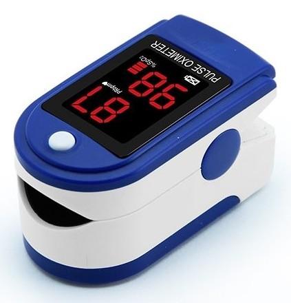 Contec CMS50DL Finger Pulse Oximeter, oksimetrs