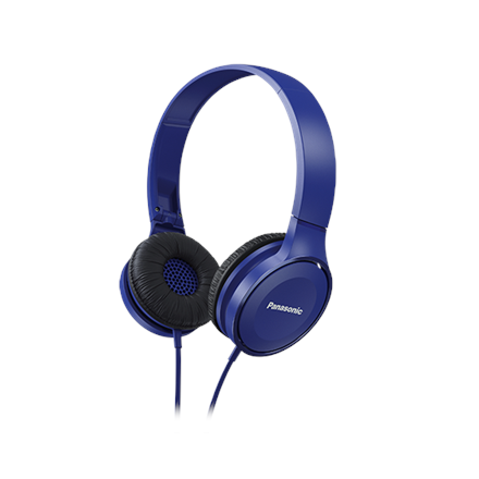 Panasonic RP-HF100 blue austiņas