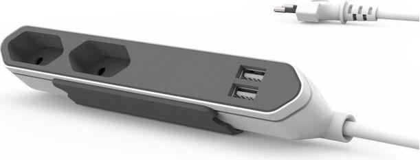 Allocacoc PowerBar 9102  USB UPS aksesuāri