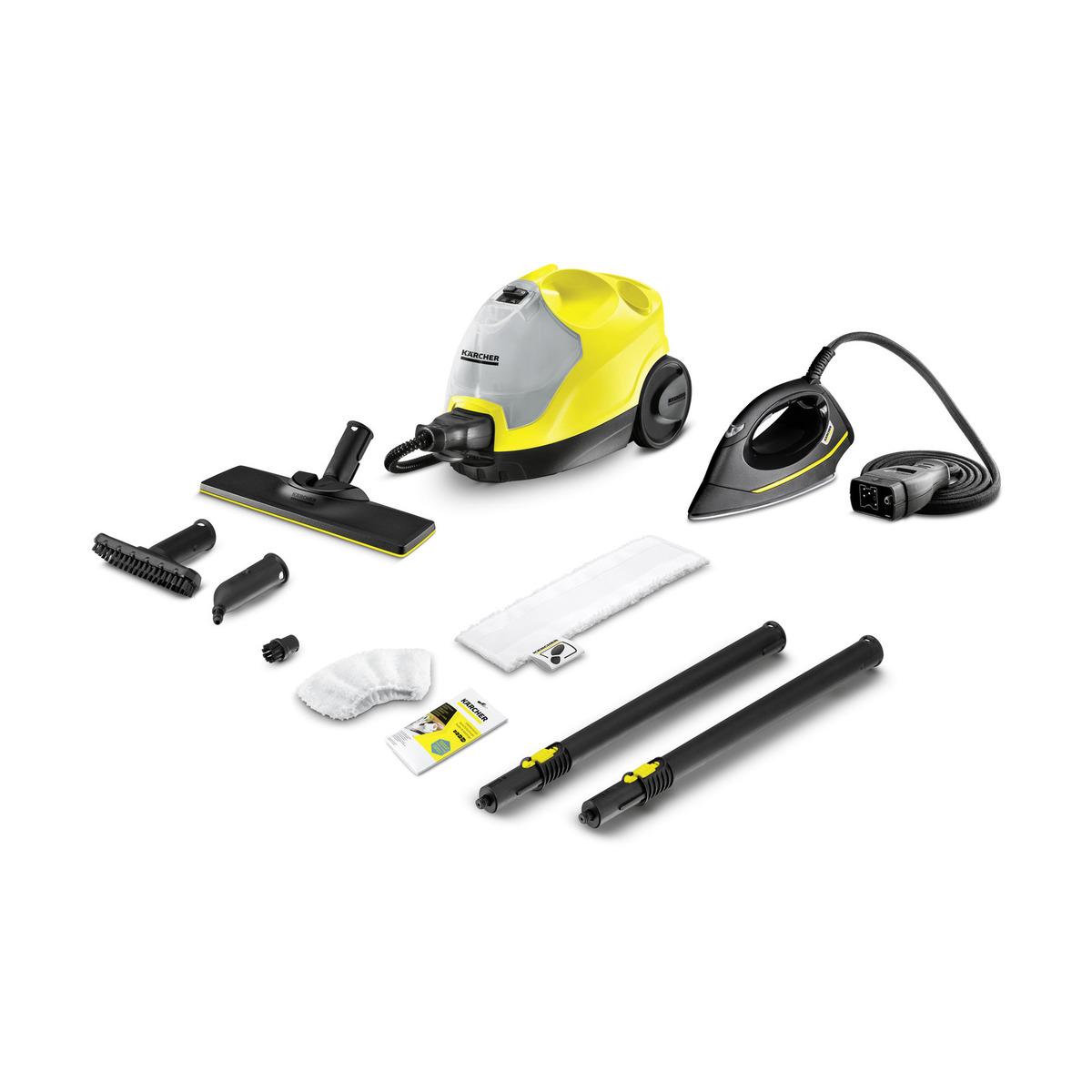 Kärcher SC 4 EasyFix Iron tvaika tīrītājs, ierīce