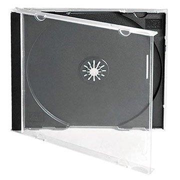 MediaRange CD/DVD Jewelcase, 100 pcs (BOX22)
