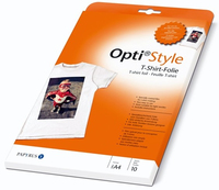 Opti style T-shirt Transfer Paper A 4 10 Sheets papīrs