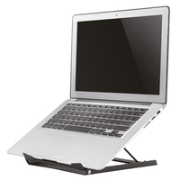 NewStar Laptop Desk Stand positioned in 5 steps  8717371446598