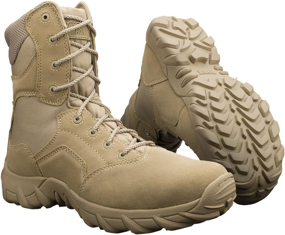 MAGNUM Men's Cobra 8.0 V1 Desert beige boots. 44.5 Tūrisma apavi