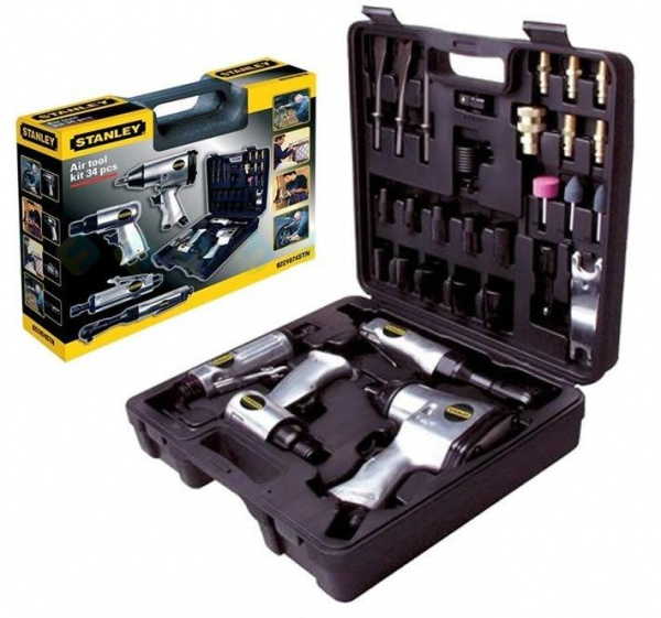 Stanley Set of pneumatic tools (8221074STN)