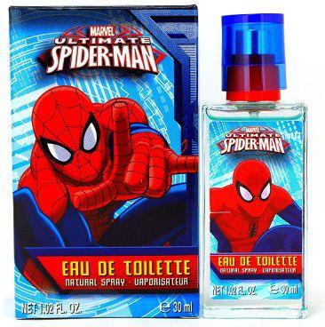Marvel Ultimate Spiderman UNI 30ml EDT Bērnu smaržas
