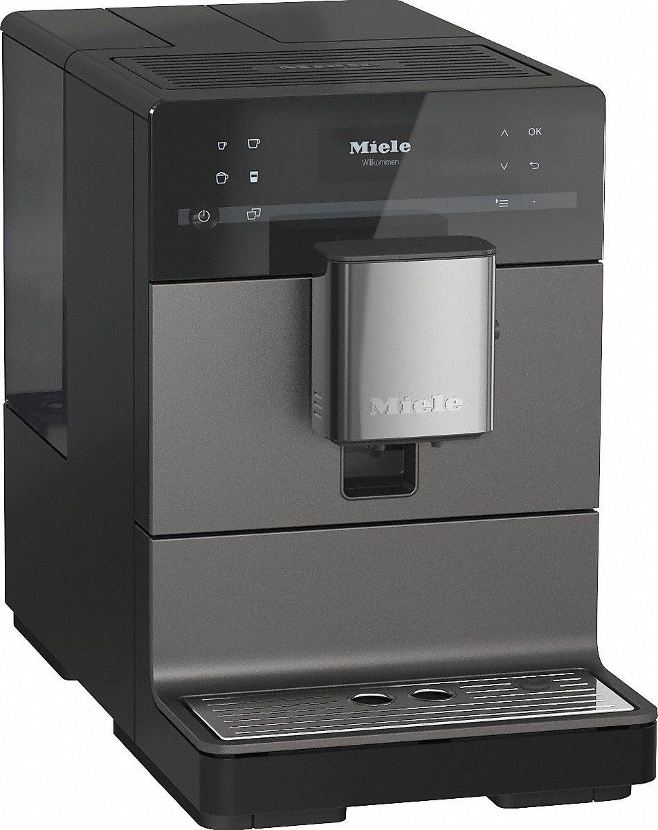 Ekspres cisnieniowy Miele CM 5500 (10770890) Kafijas automāts
