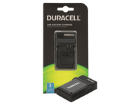 Duracell Charger with USB Cable for DR9971/DMW-BLG10