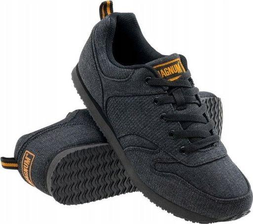 Magnum Nilis Black men's shoes 43 Tūrisma apavi