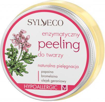 Sylveco Enzyme peeling for sensitive and couperose skin kosmētika ķermenim