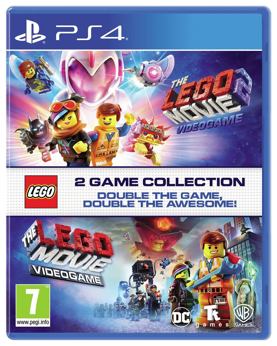 Lego Game (BOX version; Blu-ray; PL; from 7 years old) PS4