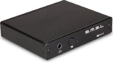 Wzmacniacz sluchawkowy SMSL SMSL SH1 black - ekstraktor audio 6304265