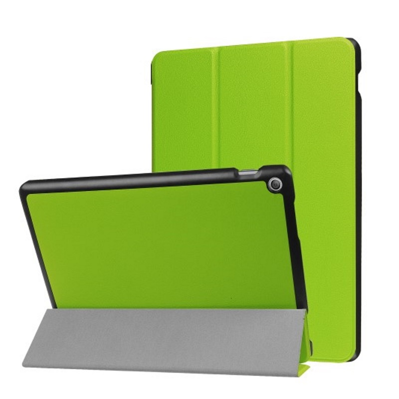 TakeMe Eko-ādas Sāniski atverams maks ar stendu Planšetdatoram Lenovo Yoga Tab 3 Plus 10