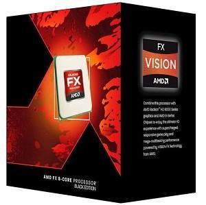FX-8320E  AM3+, 3.2GHz, 64bit, 8MB, cache L2, 95W, BOX CPU, procesors