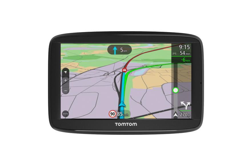 TomTom VIA 52 EU 45 LTU Navigācijas iekārta
