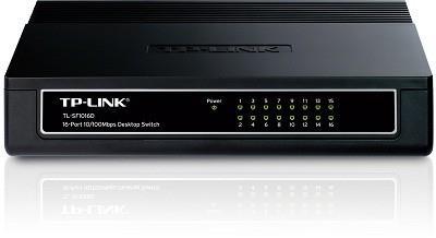 TP-LINK TL-SF1016D komutators