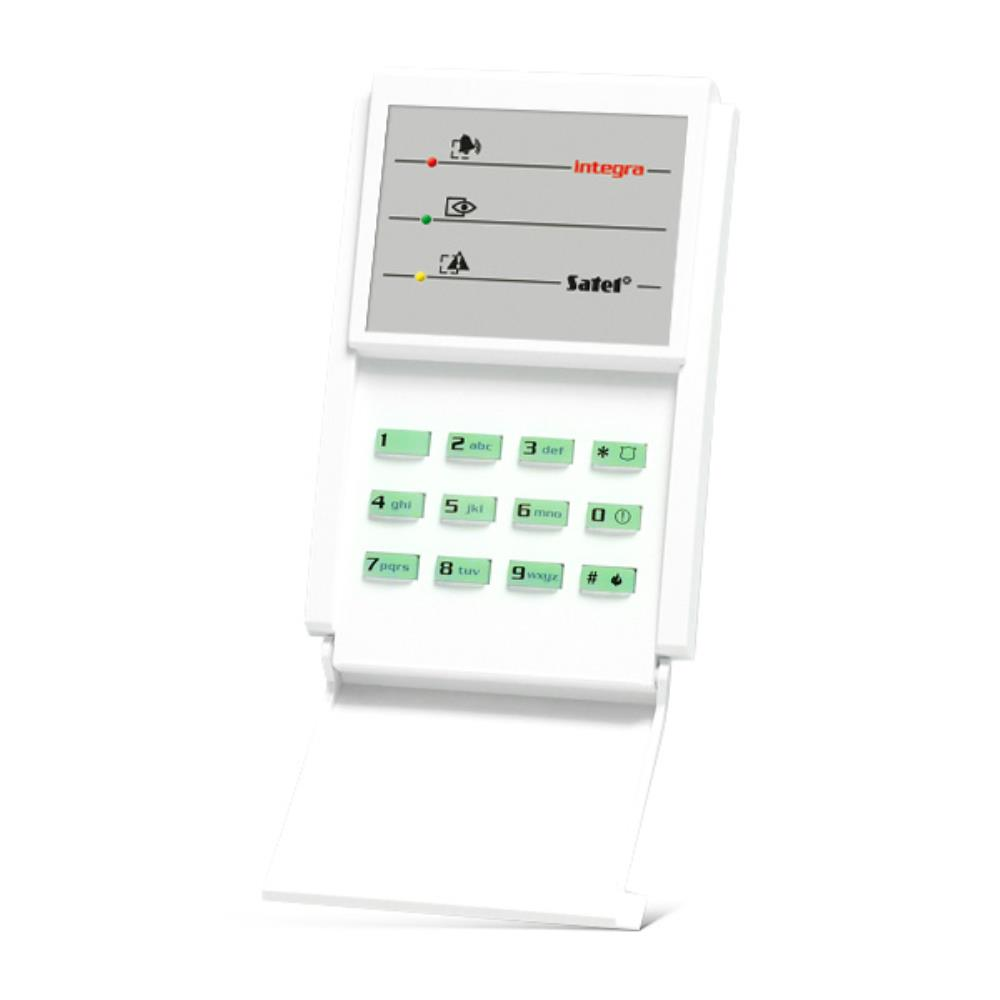 KEYPAD PARTITION /INTEGRA/GREEN INT-S-GR SATEL