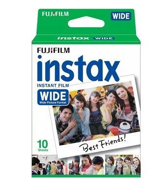 FUJIFILM FILM INSTANT INSTAX GLOSSY/WIDE foto, video aksesuāri