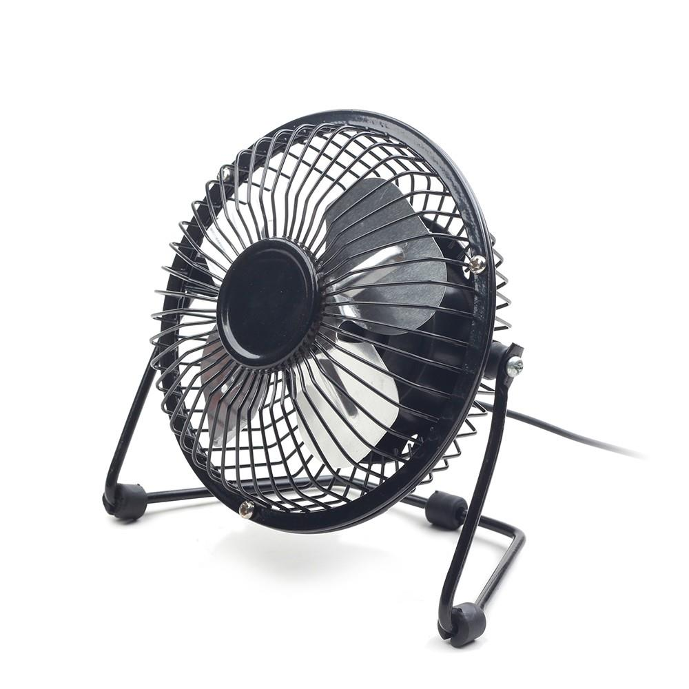 Gembird USB desktop fan 4'', black ventilators
