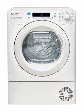 CS4 H7A1DE Dryer slim heat pump Veļas žāvētājs